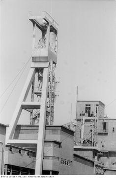 Bok van schacht III, Oranje Nassau Mijn I, Heerlen (1952-1953)