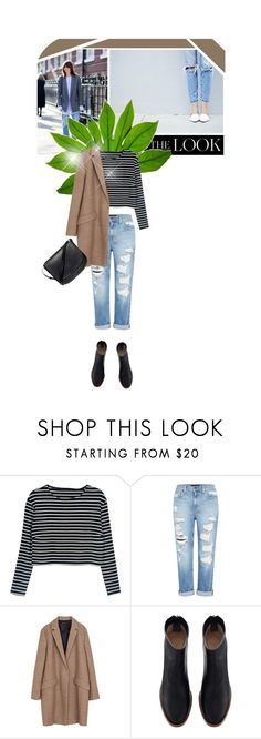 """""""Get the Look: Winter Edition"""" by goldenceren219 ❤ liked on Polyvore featuring Genetic Denim, Zara, Mansur Gavriel, women's clothing, women's fashion, women, female, woman, misses and juniors"""