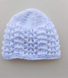 Jarní čepička s vlnkami – Návody na pletení Knit Crochet, Crochet Hats, Little King, Baby Born, King Queen, Knitted Hats, Barbie, Knitting, Fashion