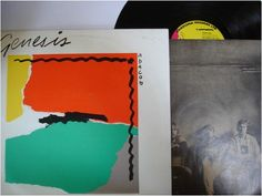 At £5.49  http://www.ebay.co.uk/itm/Genesis-Abacab-Charisma-Records-CBR-102-1981-/261099009880