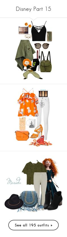"""""""Disney Part 15"""" by gretchenlover ❤ liked on Polyvore featuring Monse, Boohoo, Alaïa, L. Erickson, Valentino, Marc Jacobs, STELLA McCARTNEY, Charlotte Russe, Jennie Kwon and Burberry"""