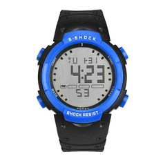 HONHX Watches Men's Boy Fashion Military Led Digital-Watcj Date Sport WristWatches For Men Clock Man Reloj Digital Hombre #63