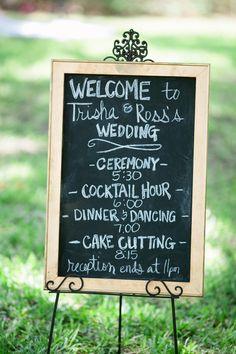 Wedding day timeline ideas