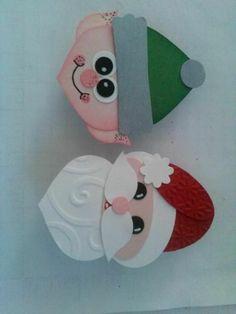 Christmas Punch Art Pals