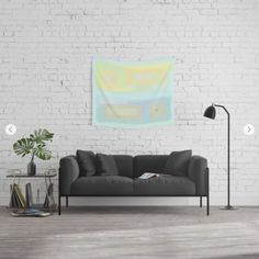 Modern Rainbow Glitter Marble On Nebula Watercolor Ombre Wall Hanging Tapestry by Girly Trend - Small: x Pastel Clouds, Pastel Sky, Pastel Purple, Pink Blue, Colorful Clouds, Pink Sand, Black Sand, Pastel Goth, Neon Yellow