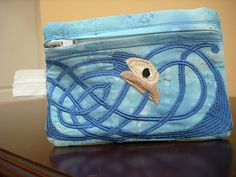Made by Maureen cosmetics bag #4=$25 w/o embroidery #6=$10 sent 9-4 304.5ws