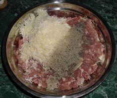 Ránézésre olyan mint egy normál rántott hús, aztán ha beleharapsz kellemes meglepetés ér!