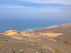 On the way to Cofete, Fuerteventura, Canary islands