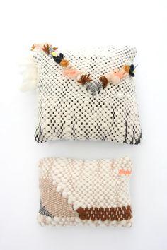 // New Friends pillows