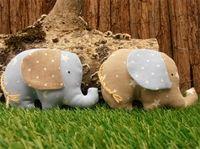Προβολή λεπτομερειών για το Χειροποίητες μπομπονιέρες βάπτισης ελεφαντάκι