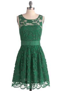 Girly Green