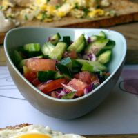 5-Ingredient Greek Salad