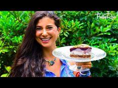FullyRaw Lavender Cheesecake! - YouTube