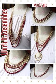 Work It Premier Designs Jewelry