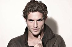 Justice Joslin.  Difficult not to have your heart rate increase just looking at him.  Oy!  https://www.facebook.com/JusticeJoslinFanPage