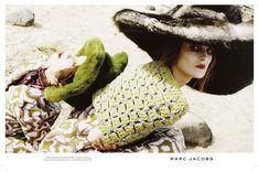 Marie Piovesan & Marte Mei Van Haaster Star in Marc Jacobs Fall 2012 Campaign by Juergen Teller