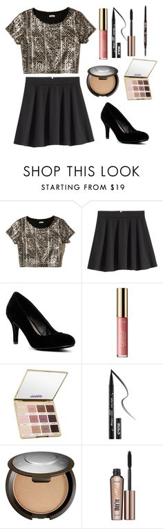 """""""December 18th- one week until Christmas!!"""" by alohalohamora ❤ liked on Polyvore featuring Hollister Co., Corolle, Michael Antonio, tarte, Kat Von D, Becca, Benefit and 25daysofchristmaswithaloha"""