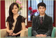 Kim Soo Hyun & Han Ga In won the Best Couple of the first half of 2012 !