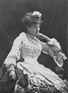Nadar, Sarah Bernhardt