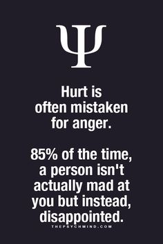 #PsychedUp - Hurt x Anger #RandomTruths