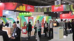 Productos peruanos se lucen en la feria Fruit Logistica 2014