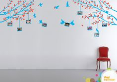 paint wall for photo frames
