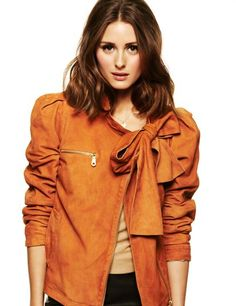 The Olivia Palermo Lookbook : Olivia Palermo in Shop Till You Drop Magazine August 2011