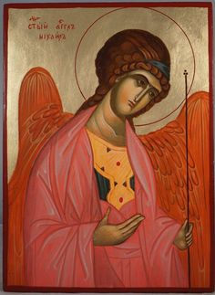 Archangel Michael (Rublev) hand-painted Byzantine Orthodox icon About our icons BlessedMart offers hand-painted religious icons that follow the Russian, Greek, Byzantine and Roman Catholic traditions. We partner with some of the most experienced iconographers in the country. Artists with more than 20 years of experience in modern iconography. Each and every icon that we sell in our