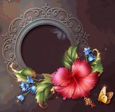 "Moonbeam's ~ ""Fashionably Florale"" ~ moonbeam1212."
