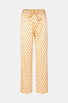 Aileen pants with dots from Stine Goya. Pants in a silky viscose mix ., Aileen pants with dots from Stine Goya. Pants in a silky viscose mix, and with a straight silhouette fit. Part detail with a string at life, for one. Tween Fashion, Fashion 2020, Girl Fashion, Fashion Outfits, Womens Fashion, Fashion Design, Pretty Outfits, Cool Outfits, Summer Outfits