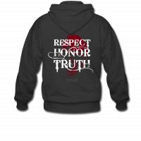 Merciless Respect Honor Truth Zoodie