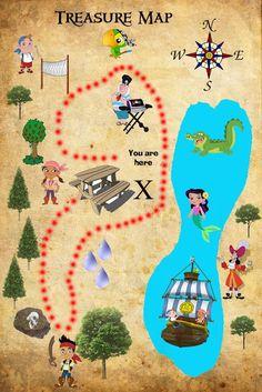 About Jake amp The Neverland Pirates Birthday Bash On Pinterest Pirate