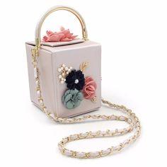 1651f42d7e Flower Women Handbag
