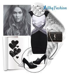 Allhg Fashion 8 by fashionb-784 on Polyvore featuring Bristols6, Yves Saint Laurent and allghfashion