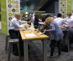 Tips and tricks on how to take the best food photos for your restaurant marketing, from the 2014 National Restaurant Association Show in Chicago.