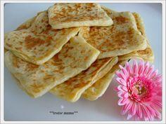 Msemmen   Ramadanrecepten.nl Pancakes, Good Food, Yummy Food, Eastern Cuisine, Ramadan Recipes, Arabic Food, Bread Baking, Healthy Drinks, Vegan Recipes