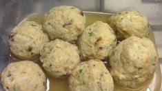 Matzo Ball Soup Recipe, Matzo Meal, Boiled Chicken, Minced Onion, Soup Recipes, Food To Make, Stuffed Peppers, Homemade