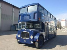 Sonstige/Other Londonbus Bristol Lodekka, Bus Bus impériale à…