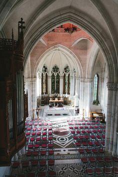 Wedding Plan---Church Wedding, Part 1 – AprilDress Church Wedding Ceremony, Wedding Ceremony Decorations, Church Weddings, Define Marriage, Marriage And Family, Ethereal Wedding, Gothic House, Wedding Events, Wedding Styles