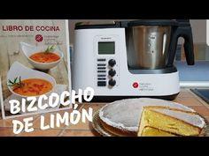 #Receta Bizcocho de limón Monsieur Cuisine Plus - YouTube Lidl, Drip Coffee Maker, Cooker, Easy, Youtube, Sweet Desserts, Cooking Recipes, Meals, Food Processor