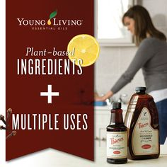 The Thieves Household Cleaner can be used all over the house! #gratefulvoyager #donnadugonesignature Member #2029261