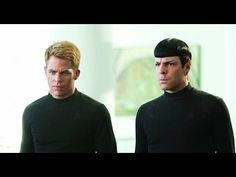 Star Trek Beyond: Chris Pine and Zachary Quinto interviewed by Simon Mayo
