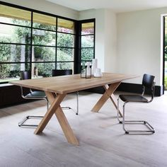 Shop the Ethnicraft NV Oak Pettersson Table at Lekker Home - Browse our unique selection of Modern Furniture and Ethnicraft NV products, or find similar products to Oak Pettersson Table. Shop now at Lekker!