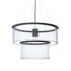 Maria S.C. – black by Pani Jurek www.euforma.pl #design #polishdesign #lightning #livingroom #home #panijurek
