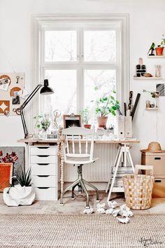 Deco-friendly | Mesas de estudio D.I.Y. | Mooi magazine