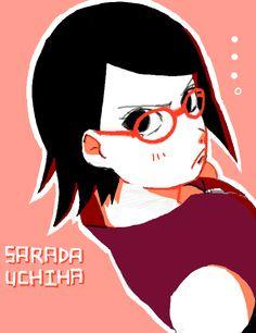Sarada Uchiha #Naruto