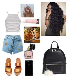 """""""Untitled #278"""" by faith-mula on Polyvore featuring Chiara Ferragni, BP., Topshop and Victoria's Secret"""