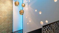 Begegnungszone und Markenerlebnis - Formdepot Wall Lights, Ceiling Lights, Lighting, Design, Home Decor, Branding, Appliques, Decoration Home, Room Decor