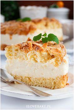 Ciasto użądlenie pszczoły Polish Desserts, Polish Recipes, Baking Tips, Vanilla Cake, Food To Make, Cake Recipes, Cheesecake, Menu, Sweets