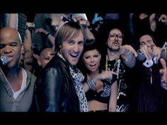 David Guetta - Gettin' Over You (Featuring Fergie & LMFAO)
